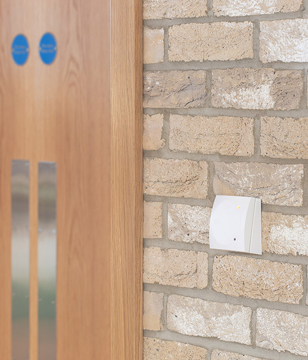 Access control readers supplied to Noah's Ark by Doorview Ltd